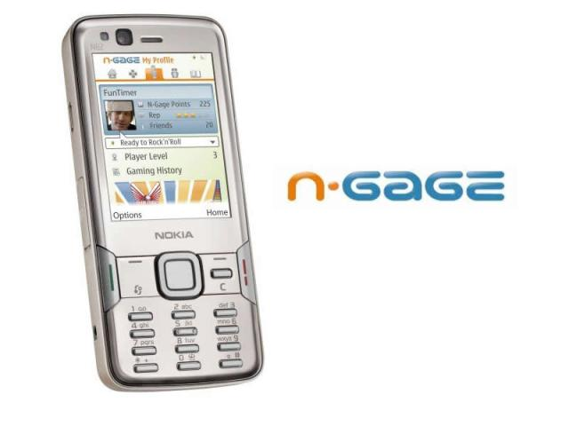 n82 n-gage
